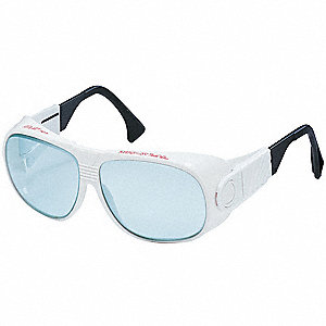 Laser Glasses,Blue,Uncoated