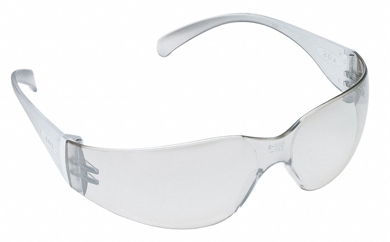 3M 11670-00000-20 Virtua™ V4 Safety Glasses Black Frm Clear Scratch-Resistant