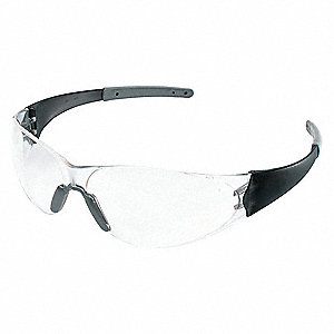 Checkmate® 2 Scratch-Resistant Safety Glasses, Clear Lens Color