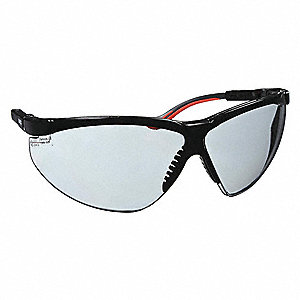 Genesis XC  Scratch-Resistant Safety Glasses, Gray Lens Color