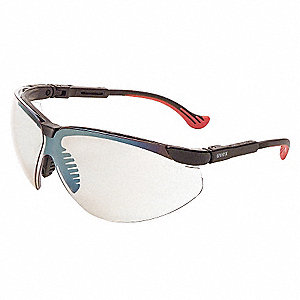 Genesis XC  Scratch-Resistant Safety Glasses, SCT-Reflect 50 Lens Color