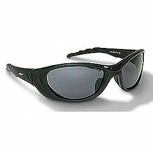 Fuel  2 Anti-Fog Safety Glasses, Gray Lens Color