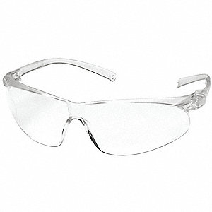 Virtua™ Sport Anti-Fog Safety Glasses, Clear Lens Color