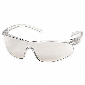 Virtua™ Scratch-Resistant Safety Glasses, Indoor/Outdoor Lens Color