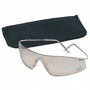 Tremor MetaFlex  Scratch-Resistant Safety Glasses, Indoor/Outdoor Lens Color
