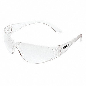 Checklite® Anti-Fog, Scratch-Resistant Safety Glasses , Clear Lens Color