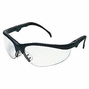 Klondike® Plus Anti-Fog, Scratch-Resistant Safety Glasses, Clear Lens Color