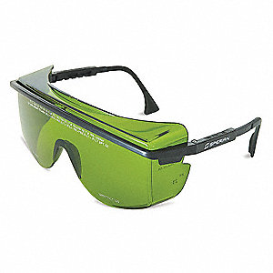 Laser Glasses,Green,Uncoated