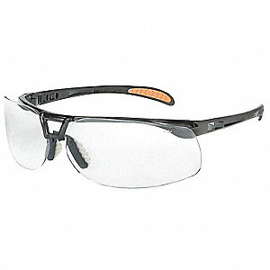 Protege® Scratch-Resistant Safety Glasses, Clear Lens Color