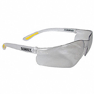 Contractor Pro® Scratch-Resistant Safety Glasses, Indoor/Outdoor Lens Color