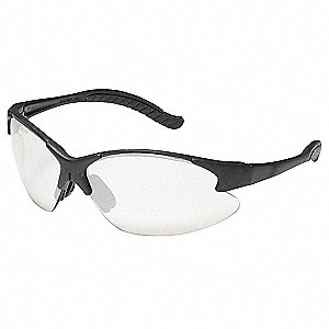 3M Virtua Safety Glasses with Clear Frame and Clear Polycarbonate Anti-Scratch Hard Coat Lens