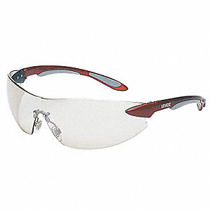 Ignite™ Scratch-Resistant Safety Glasses, SCT-Reflect 50 Lens Color