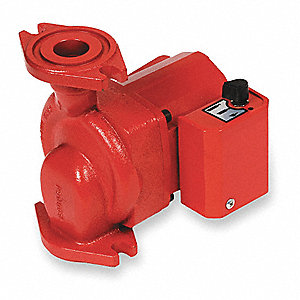Hydronic Circulating Pump,1/15HP
