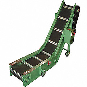 Belt Conveyor,Belt W24In,90VDC