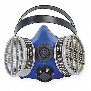 Low Maintenance Half Mask Respirator
