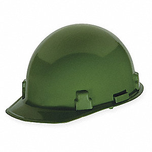 Hard Hat,4 pt. Ratchet,Grn