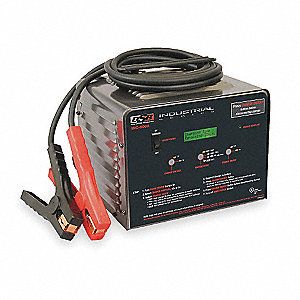 Battery Charger,120VAC,80A