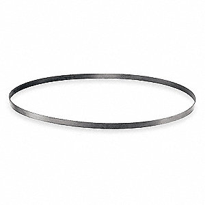 Portable Band Saw Blade,1/2 In. W,PK3