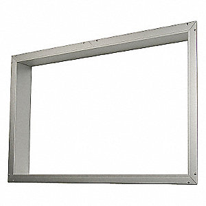 Air Conditioner Frame,H 15 5/8 In,W26 In