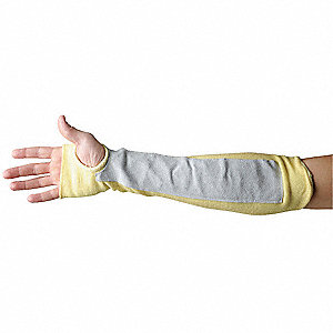 Cut Resistant Sleeve,14 In.,Thumbhole