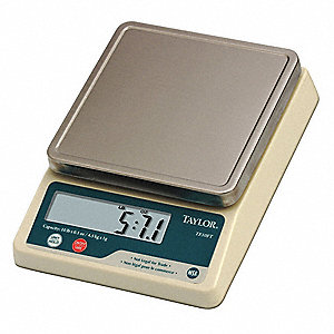 Packaging/Portioning Scale,5kg/10lb,LCD