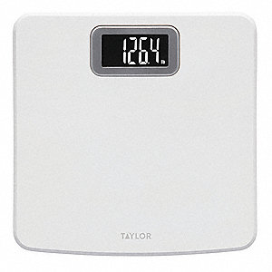 SCALE 350LB CAP DIGITAL BATH