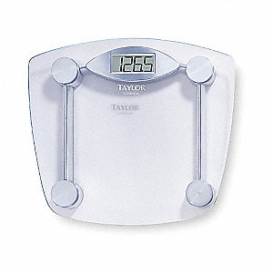 Digital Bath Scale 180kg 400 Lb Capacity 14 1 4