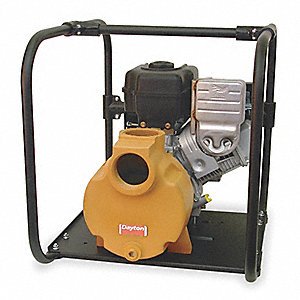 8 HP Aluminum 305cc Engine Driven Centrifugal Pump, 4 qt. Tank Capacity