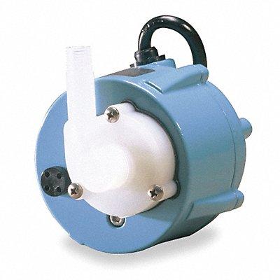 3P733 - Pump 4-1/2 in L 4-1/2 in W 4-5/8 in H