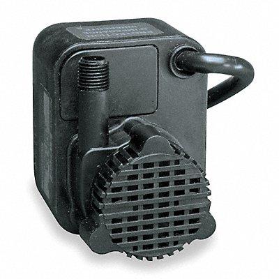 3P734 - Pump 3-1/2 in L 2-3/4 in W 3-5/8 in H