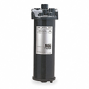 "12-7/8"" Cast Iron And Steel Filter Housing with 16 Flow Rate (GPM)"