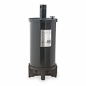 "20-1/2"" Cast Iron And Steel Filter Housing with 105 Flow Rate (GPM)"
