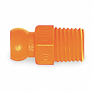 Connector,1/4 In,Pk4