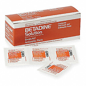 Betadine® Topical Antiseptic,   Box