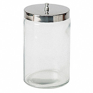 Sundry Jar with Lid, EA 1