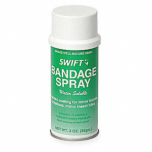 Aerosol Spray Bandage,3 Oz