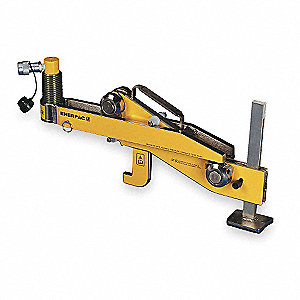 5.5 Ton Hydraulic Flange Alignment Tool with 3.75 to 9 Spread Width (In.)