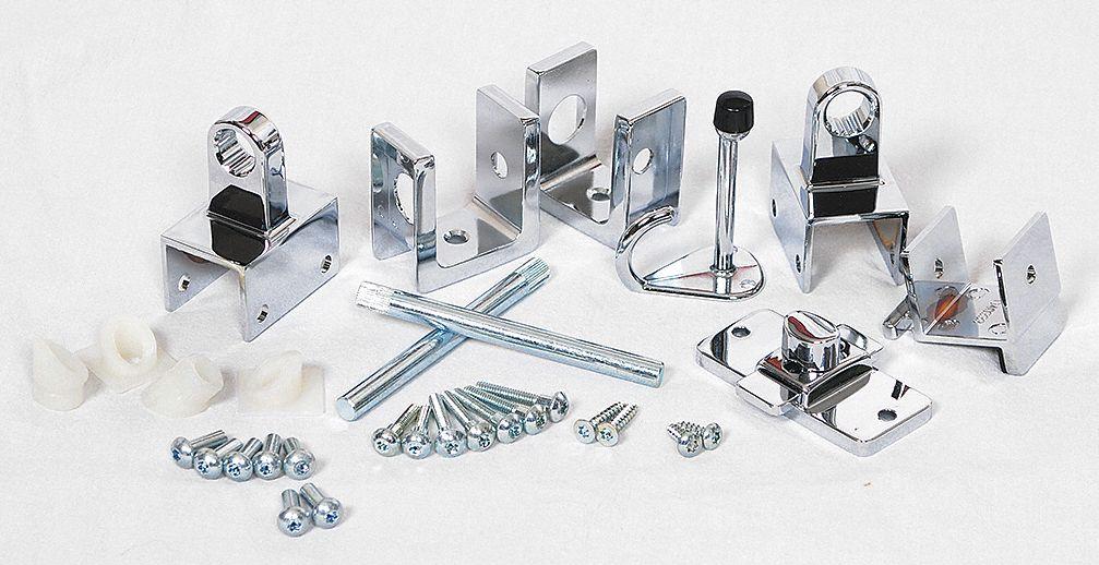 Bathroom Partition Hardware - Grainger Industrial Supply