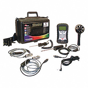 Multi Line Backlighted LCD Multi-Function Instrument Kit