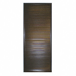 CECO DOOR LOUVER KIT 24X12