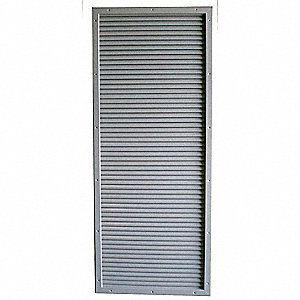 CECO DOOR LOUVER KIT 24X18
