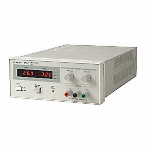Power Supply,0-8VDC,0-6A,Manual,NIST