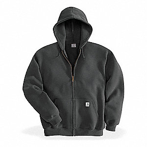 Hooded Swtshrt,Blk,50Cotton/50PET,L