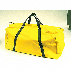 Canvas Tool Bag Width, Number of Pockets: 1, Yellow