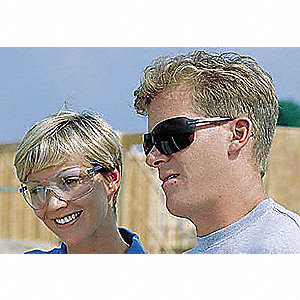 Spitfire® Anti-Fog Safety Glasses, Clear Lens Color