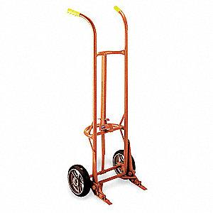 Wesco carretilla p tambor naranja 1000 lbs carretillas - Carretillas manuales precios ...