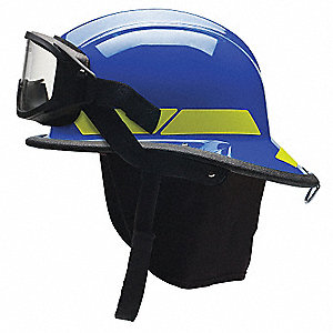 Shell Material: Thermoplastic, 4pt. Ratchet Suspension, Fits Hat Size: 6-1/2 to 8