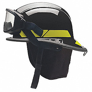 Fire Helmet,Black,Modern