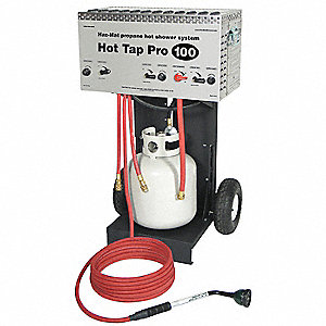 Portable Hot Shower/Water Heater 13x24in