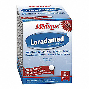 Lorademed Tablet&#x3b; PK50